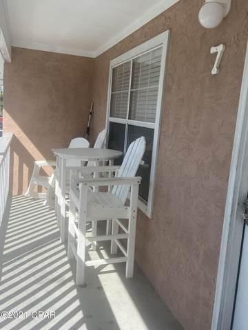 17642 Front Beach Road B7, Panama City Beach, FL 32413 (MLS #717740) :: Counts Real Estate Group