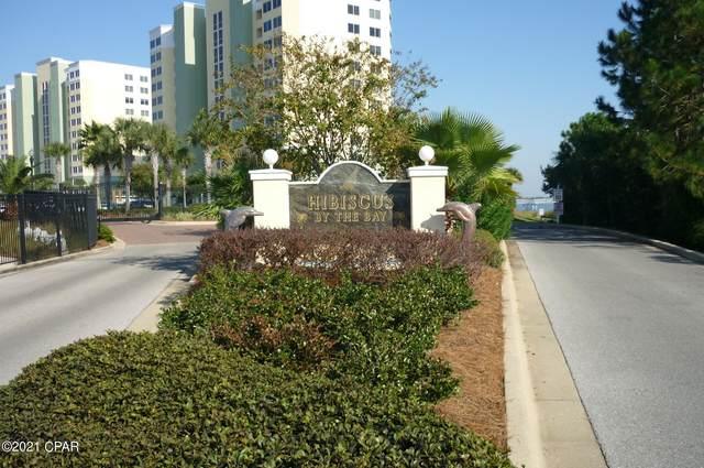 6500 Bridge Water Way #201, Panama City Beach, FL 32407 (MLS #717783) :: Team Jadofsky of Keller Williams Realty Emerald Coast