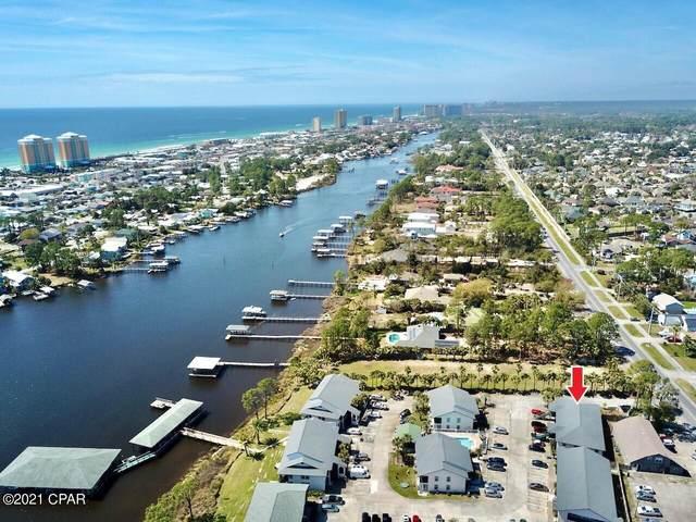 7813 N Lagoon Drive 5F, Panama City, FL 32408 (MLS #717792) :: Beachside Luxury Realty