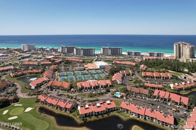 520 N Richard Jackson Boulevard #2107, Panama City Beach, FL 32407 (MLS #717802) :: The Ryan Group