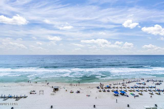 10811 Front Beach Road #808, Panama City Beach, FL 32407 (MLS #717817) :: Counts Real Estate Group