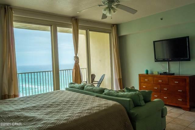 9900 S Thomas Drive #1605, Panama City Beach, FL 32408 (MLS #717818) :: Scenic Sotheby's International Realty