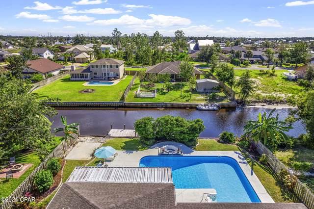2103 Wind Jammer Drive, Lynn Haven, FL 32444 (MLS #717874) :: Scenic Sotheby's International Realty