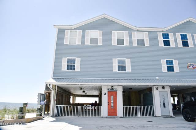 901 E Highway 98 A, Mexico Beach, FL 32456 (MLS #717880) :: Scenic Sotheby's International Realty