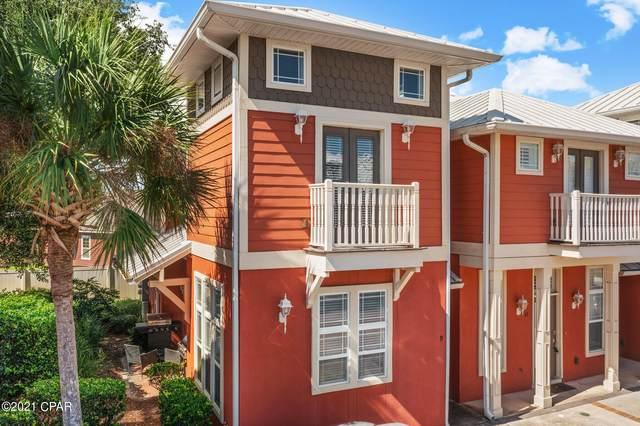 100 Downing Street #9, Panama City Beach, FL 32413 (MLS #717889) :: Scenic Sotheby's International Realty