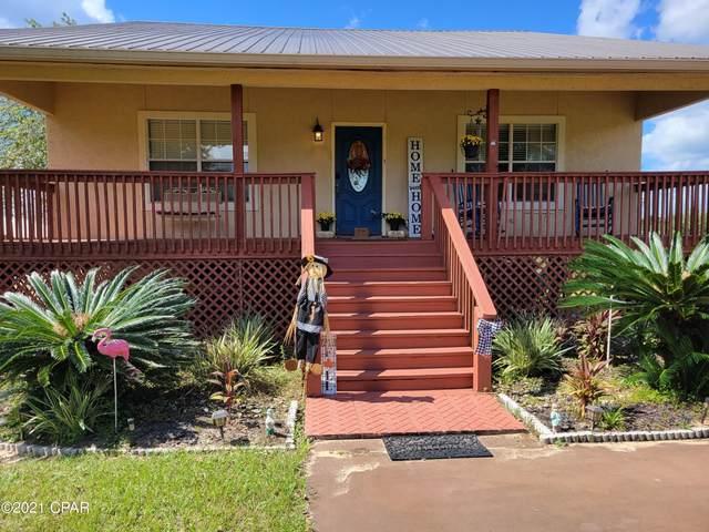 4427 Leisure Lakes Drive, Chipley, FL 32428 (MLS #717916) :: The Ryan Group