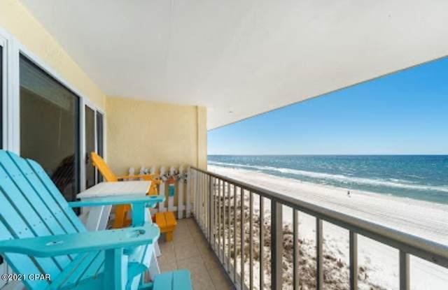 15413 Front Beach 509 Road #509, Panama City Beach, FL 32413 (MLS #717986) :: Berkshire Hathaway HomeServices Beach Properties of Florida