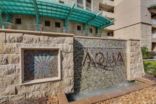 15625 Front Beach Road #804, Panama City Beach, FL 32413 (MLS #717987) :: Berkshire Hathaway HomeServices Beach Properties of Florida