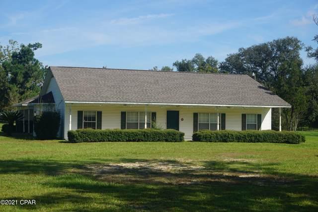 4344 Pooser Road, Marianna, FL 32448 (MLS #717996) :: Vacasa Real Estate