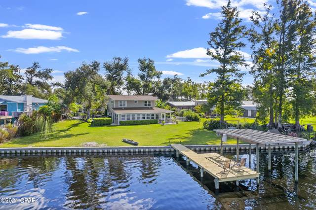 8101 High Point Road, Panama City, FL 32404 (MLS #718026) :: Scenic Sotheby's International Realty