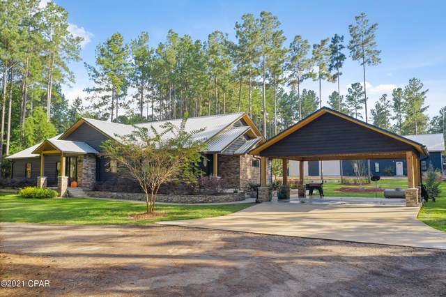 1221 Mayhaw Lane, Chipley, FL 32428 (MLS #718039) :: Scenic Sotheby's International Realty