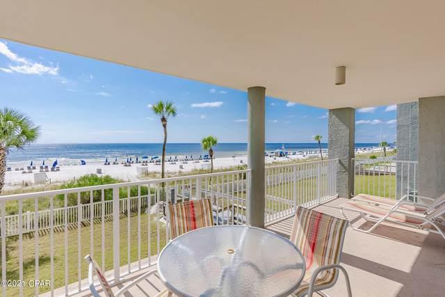 10513 Front Beach Road #103, Panama City Beach, FL 32407 (MLS #718087) :: Berkshire Hathaway HomeServices Beach Properties of Florida