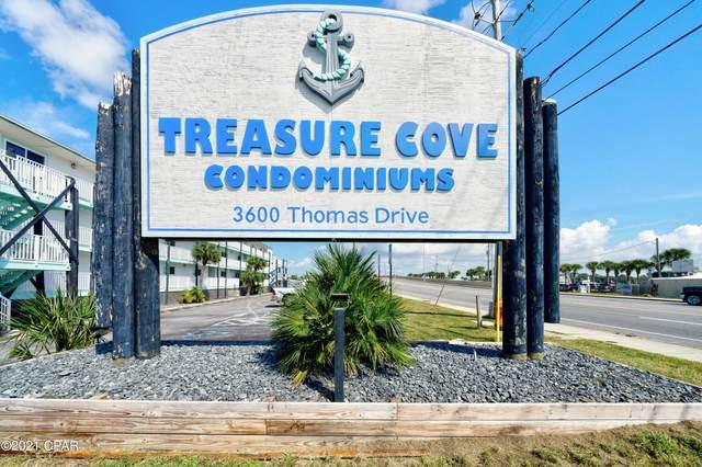 3600 Thomas Drive D209, Panama City Beach, FL 32408 (MLS #718089) :: Berkshire Hathaway HomeServices Beach Properties of Florida