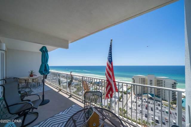 9860 S Thomas Drive #1808, Panama City Beach, FL 32408 (MLS #718099) :: Berkshire Hathaway HomeServices Beach Properties of Florida