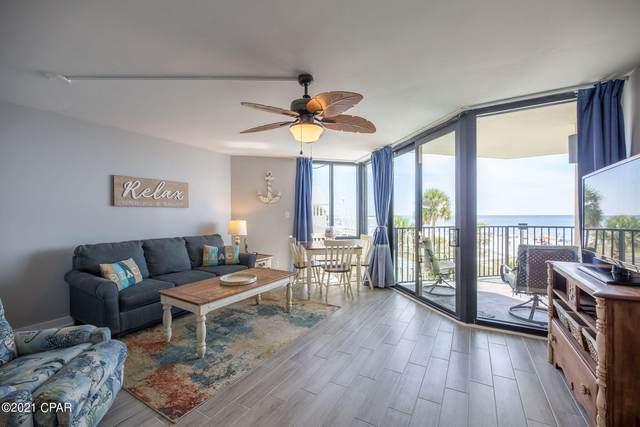 9850 S Thomas Drive 302E, Panama City Beach, FL 32408 (MLS #718100) :: The Premier Property Group