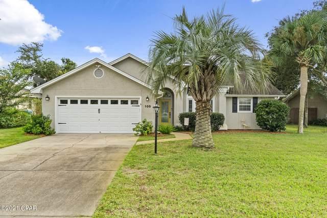 105 Sun Lane, Panama City Beach, FL 32413 (MLS #718114) :: Counts Real Estate Group, Inc.