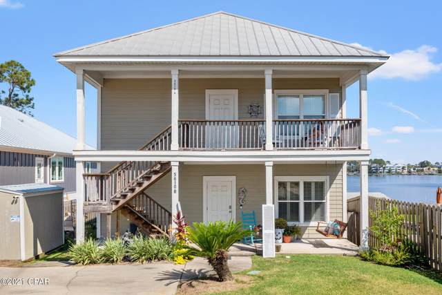 5610 S Lagoon Drive B, Panama City Beach, FL 32408 (MLS #718137) :: Counts Real Estate Group, Inc.