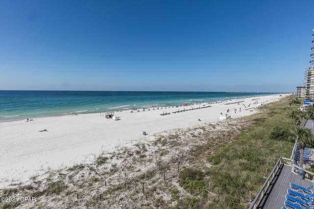 11347 Front Beach Road #301, Panama City Beach, FL 32407 (MLS #718145) :: Counts Real Estate Group, Inc.