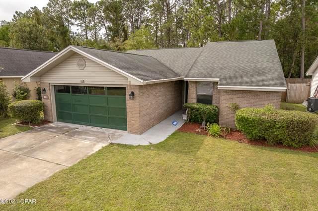 113 Dana Way, Panama City Beach, FL 32407 (MLS #718166) :: Counts Real Estate Group, Inc.