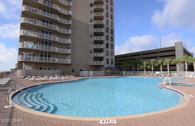 16819 Front Beach Road #2805, Panama City Beach, FL 32413 (MLS #718175) :: Team Jadofsky of Keller Williams Realty Emerald Coast