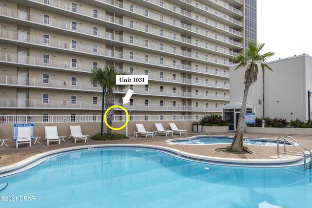 9902 S Thomas Drive #1031, Panama City Beach, FL 32408 (MLS #718201) :: The Ryan Group