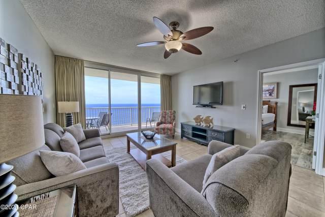 10901 Front Beach Road #2002, Panama City Beach, FL 32407 (MLS #718202) :: Team Jadofsky of Keller Williams Realty Emerald Coast