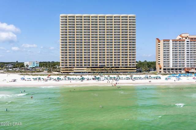 17545 Front Beach Road #1205, Panama City Beach, FL 32413 (MLS #718219) :: Anchor Realty Florida