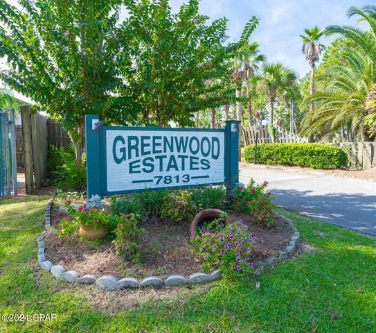 7813 N Lagoon Drive 5C, Panama City Beach, FL 32408 (MLS #718232) :: Scenic Sotheby's International Realty