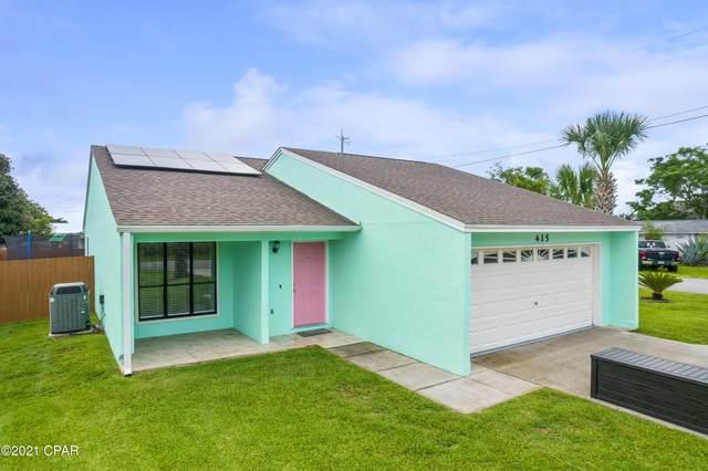 415 Fernwood Street, Panama City Beach, FL 32407 (MLS #718265) :: Scenic Sotheby's International Realty