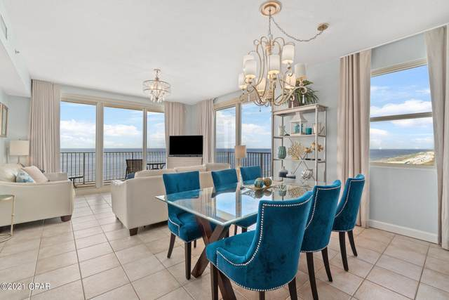9900 S Thomas Drive #901, Panama City Beach, FL 32408 (MLS #718272) :: Counts Real Estate Group, Inc.