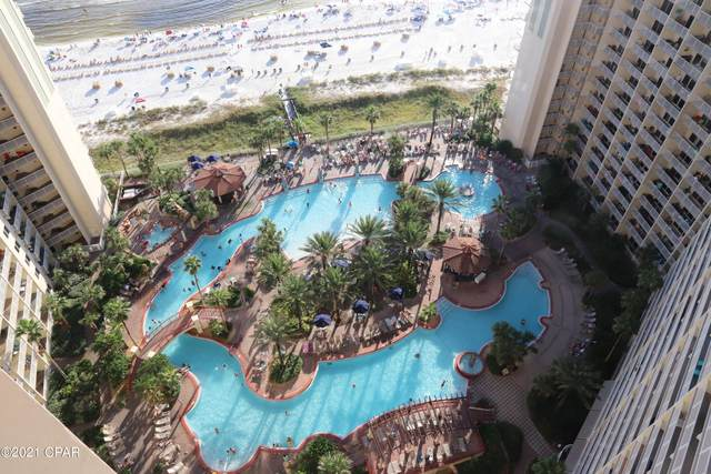 9900 S Thomas Drive #2117, Panama City Beach, FL 32408 (MLS #718273) :: Counts Real Estate Group, Inc.