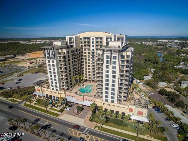 15100 Front Beach #1605, Panama City Beach, FL 32413 (MLS #718282) :: Scenic Sotheby's International Realty