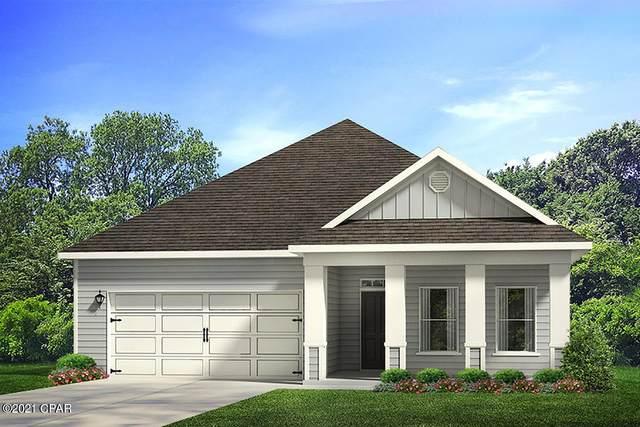 516 Cove Villa Street Lot 5, Panama City Beach, FL 32407 (MLS #718335) :: Scenic Sotheby's International Realty