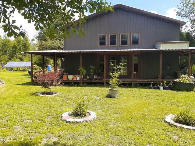 2958 Meadowfield Court, Marianna, FL 32446 (MLS #718353) :: Keller Williams Realty Emerald Coast