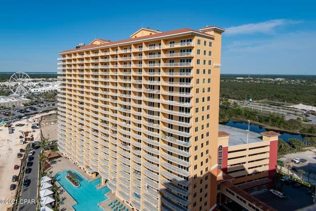 15928 Front Beach Road #2112, Panama City Beach, FL 32413 (MLS #718356) :: Better Homes & Gardens Real Estate Emerald Coast