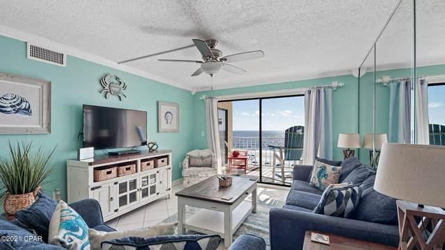5801 Thomas Drive #411, Panama City Beach, FL 32408 (MLS #718375) :: Better Homes & Gardens Real Estate Emerald Coast