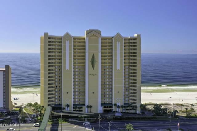 17545 Front Beach Road #1905, Panama City Beach, FL 32413 (MLS #718402) :: Anchor Realty Florida