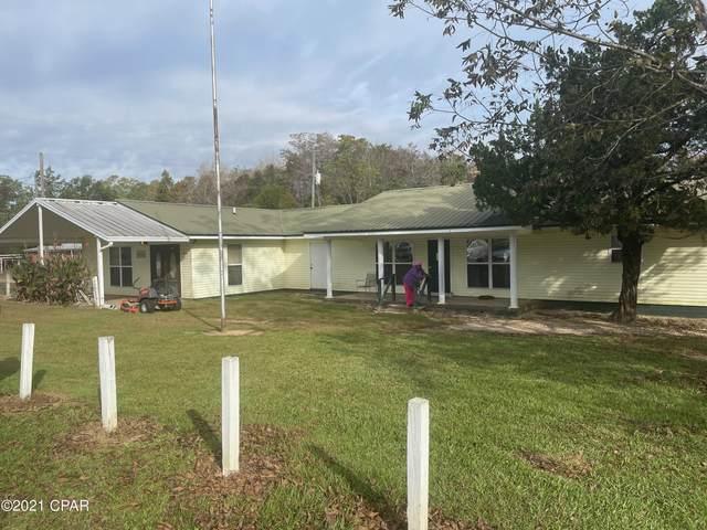 700 Anderson Dr Drive, Bonifay, FL 32425 (MLS #718419) :: Anchor Realty Florida