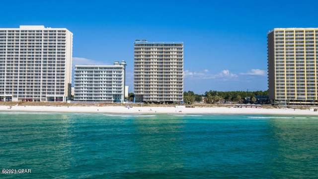 10713 Front Beach Road #603, Panama City Beach, FL 32407 (MLS #718427) :: Anchor Realty Florida
