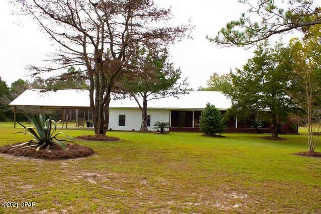 2048 Happy Hollow Road, Bonifay, FL 32425 (MLS #718428) :: Anchor Realty Florida