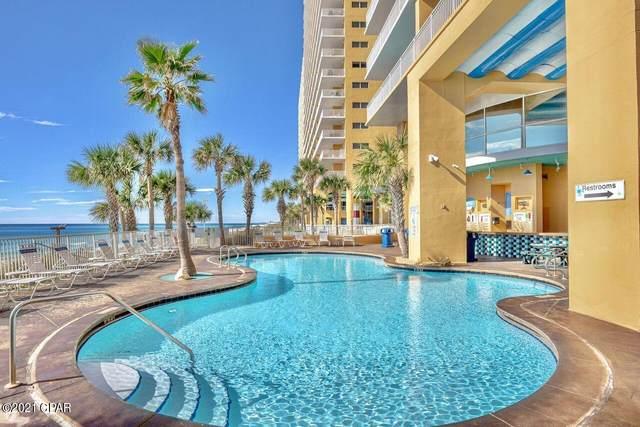 17729 Front Beach Road 1603E, Panama City Beach, FL 32413 (MLS #718446) :: Anchor Realty Florida