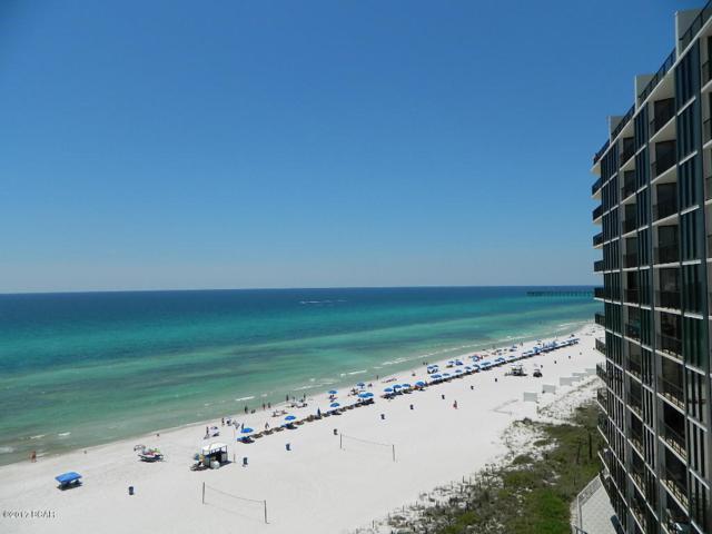 11347 Front Beach Road #805, Panama City Beach, FL 32407 (MLS #658376) :: Keller Williams Success Realty