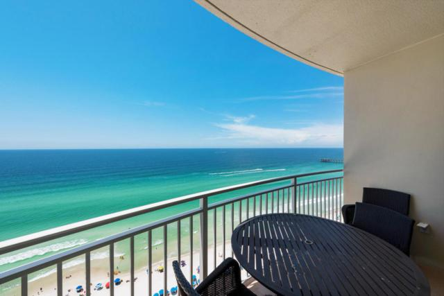 15625 Front Beach 1809 Road #1809, Panama City Beach, FL 32413 (MLS #662257) :: ResortQuest Real Estate