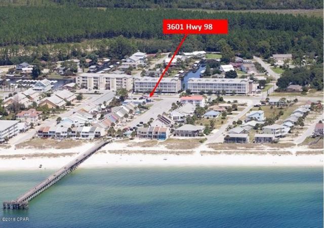 3601 W Hwy 98, Mexico Beach, FL 32456 (MLS #664035) :: ResortQuest Real Estate