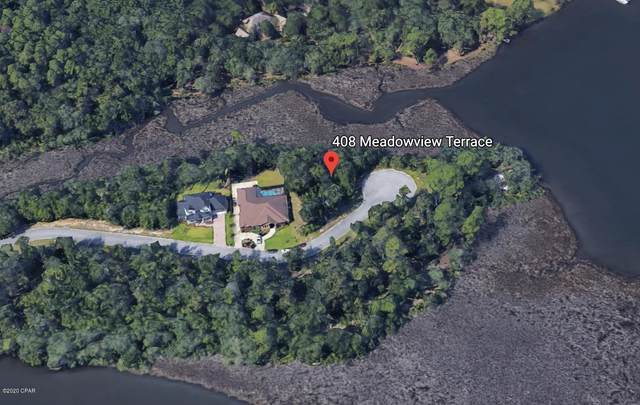 408 Meadowview Terrace Lot 4, Lynn Haven, FL 32444 (MLS #665801) :: Counts Real Estate Group