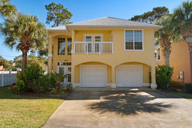 7009 N Lagoon 101 Drive #101, Panama City Beach, FL 32408 (MLS #666497) :: ResortQuest Real Estate