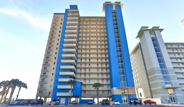 10713 Front Beach Road #1201, Panama City Beach, FL 32407 (MLS #666704) :: Berkshire Hathaway HomeServices Beach Properties of Florida