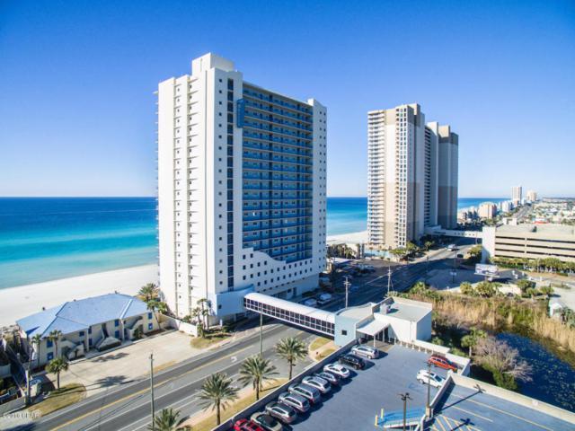 16701 Front Beach Road #2302, Panama City Beach, FL 32413 (MLS #667153) :: Keller Williams Success Realty