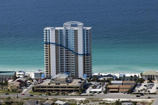 5115 Gulf Drive #2206, Panama City Beach, FL 32408 (MLS #668311) :: Keller Williams Success Realty