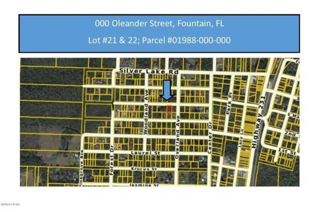 0 Oleander Street, Fountain, FL 32438 (MLS #669201) :: Keller Williams Emerald Coast